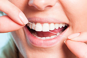 The Proper Way to Floss