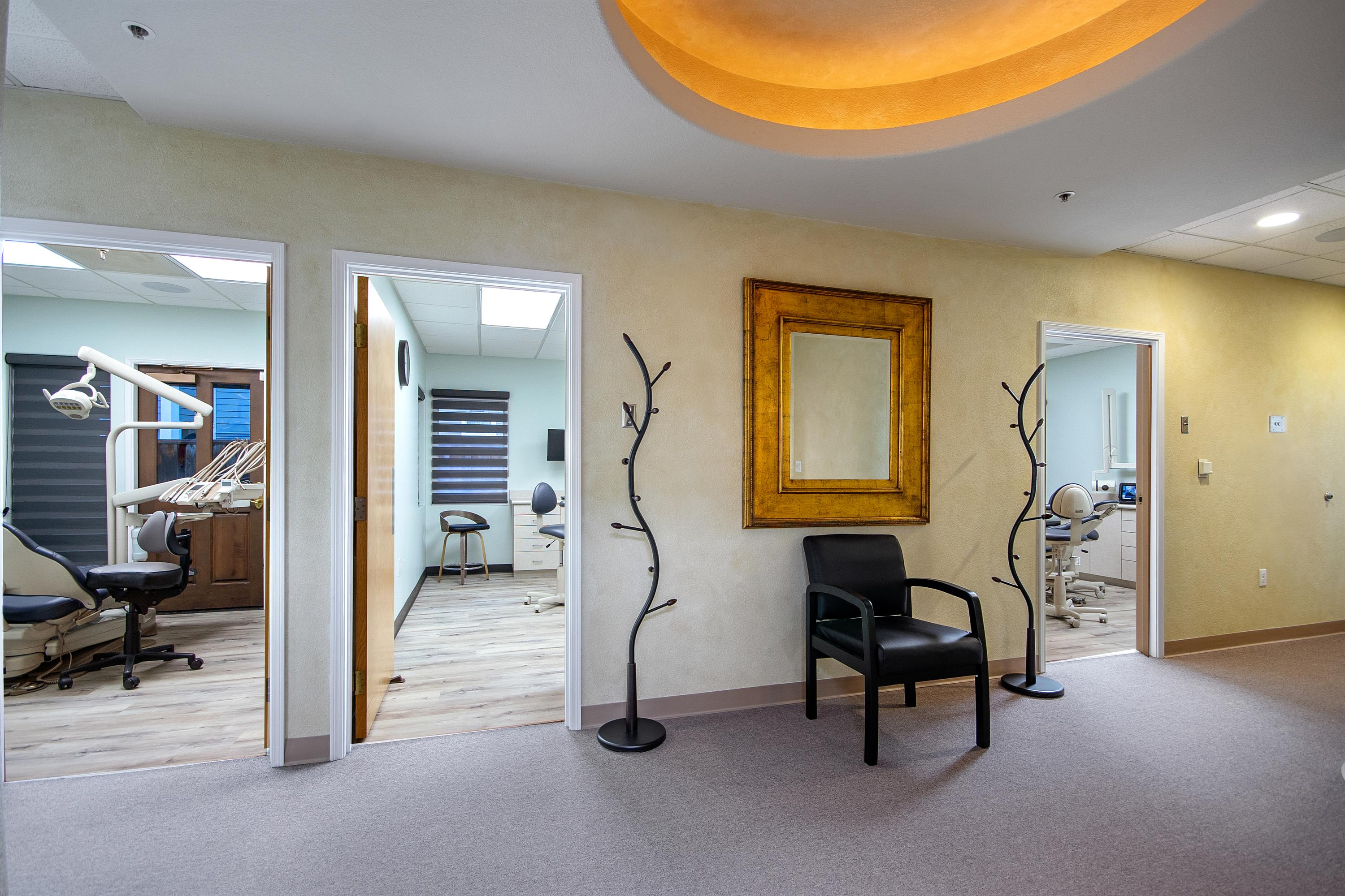 Golden-State-Dentistry-Office-Tour-Operatories-Hallway