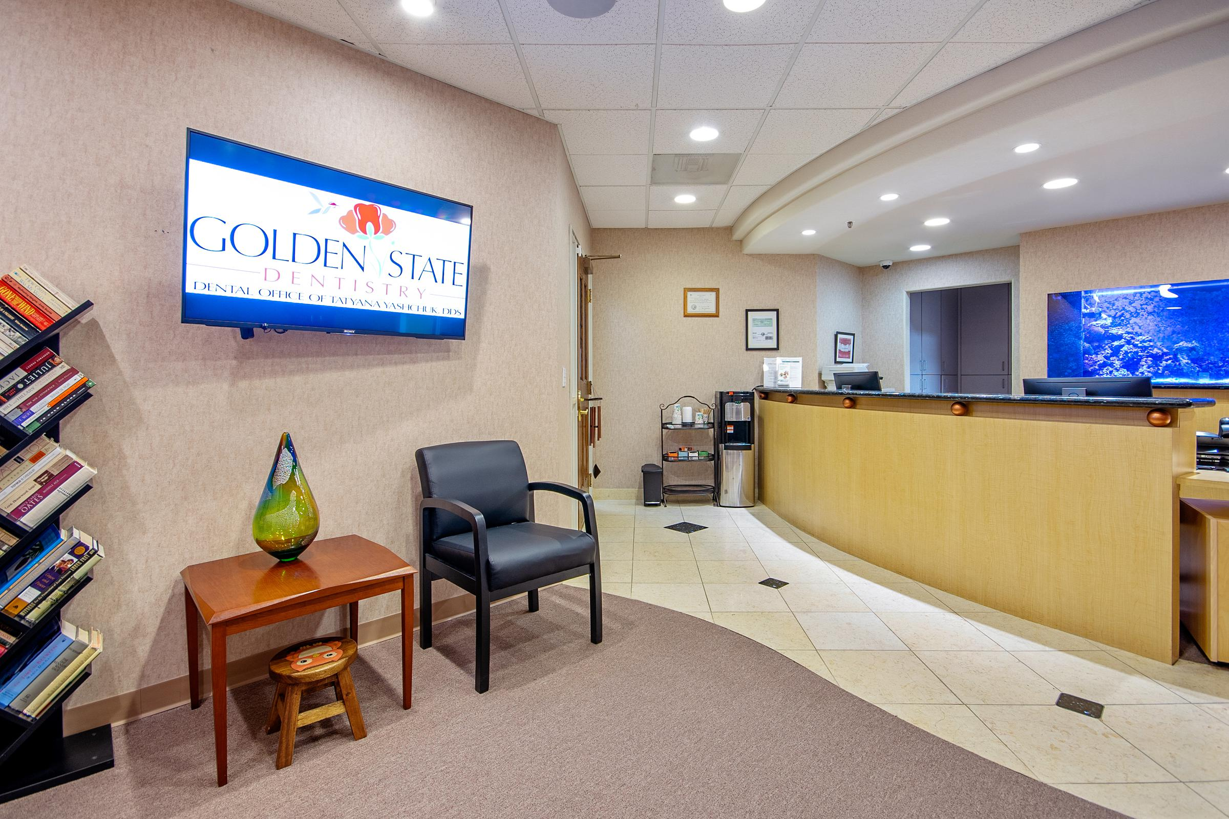 Golden-State-Dentistry-Office-Tour-Reception